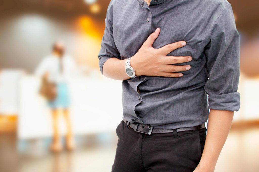 Scary Chest Pains You Might Mistake For A Heart Attack