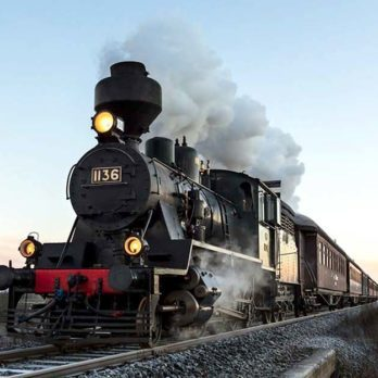 The Most Scenic Train Rides Across America