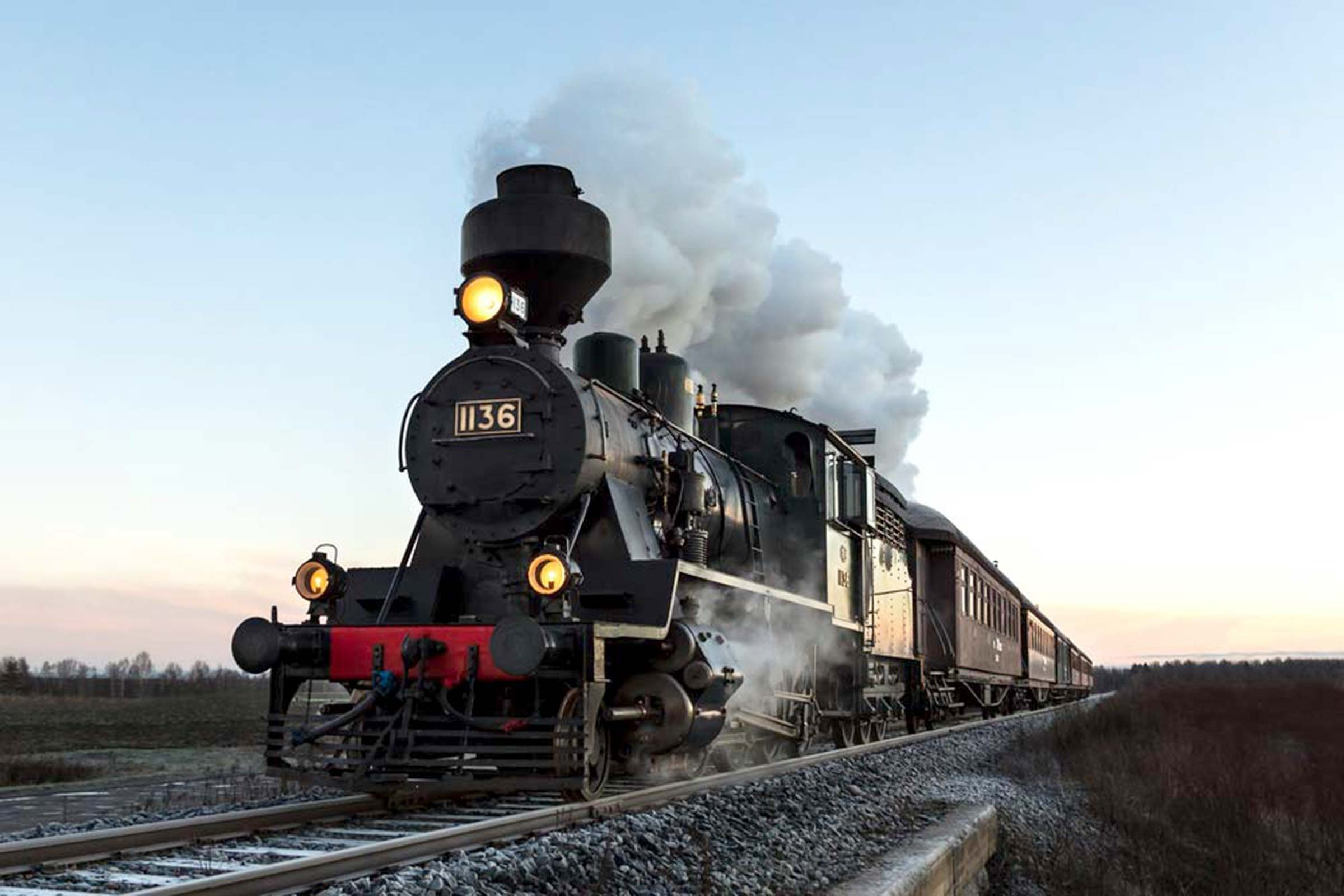 The Best Train Rides To Take Across America Reader S Digest