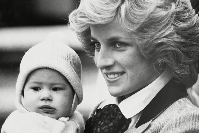 For-the-First-Time,-Prince-Harry-Reveals-How-He-Coped-with-His-Mother's-Death