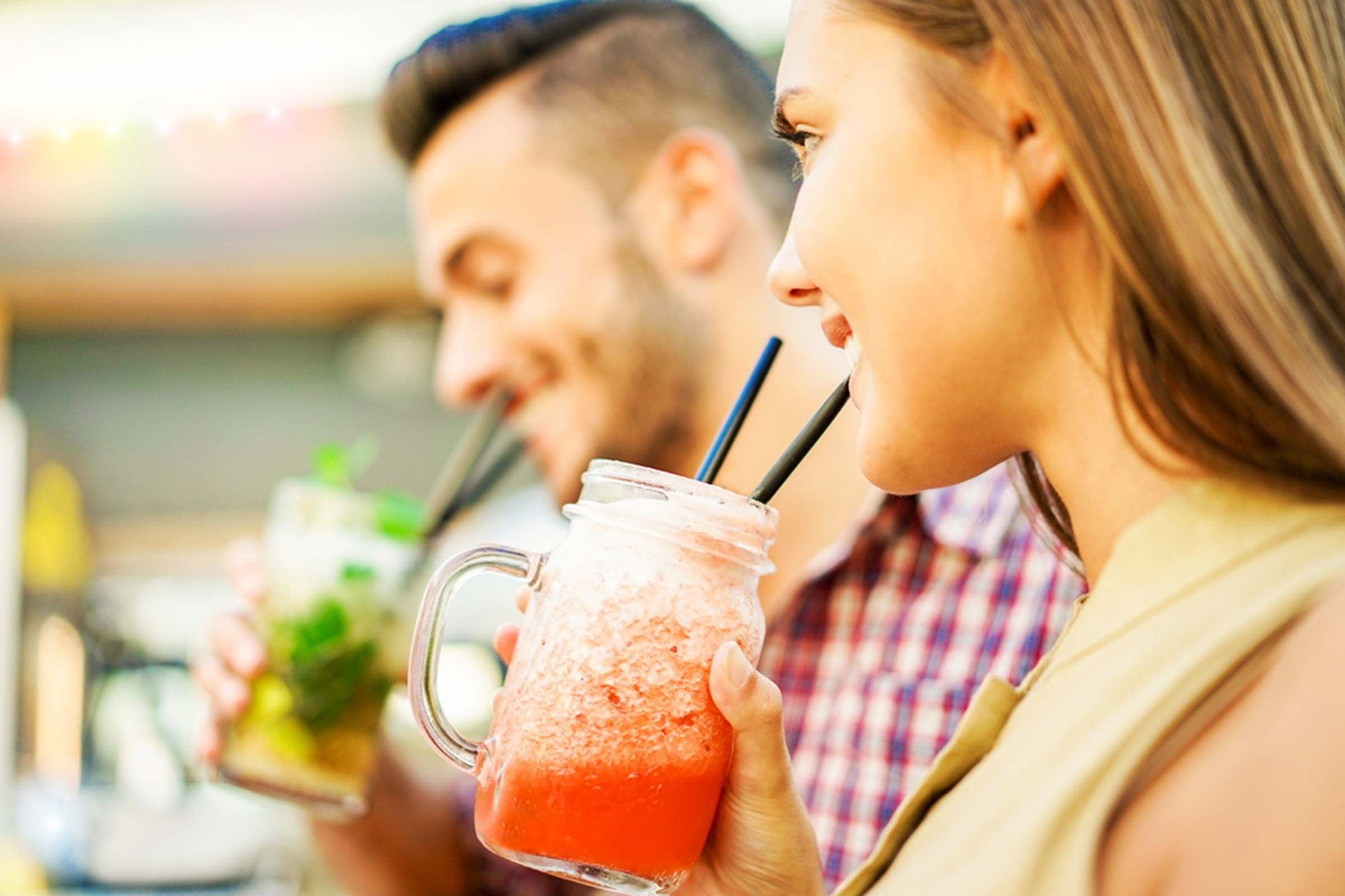 Tasty Ways To Drink Up Without Packing On The Pounds