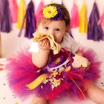 Forget Cake, This Baby Celebrated Her First Birthday with Tacos