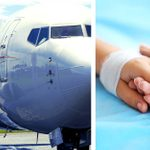 Pilot Turns Plane Around So Elderly Couple Can Say Goodbye to Their Dying Grandson