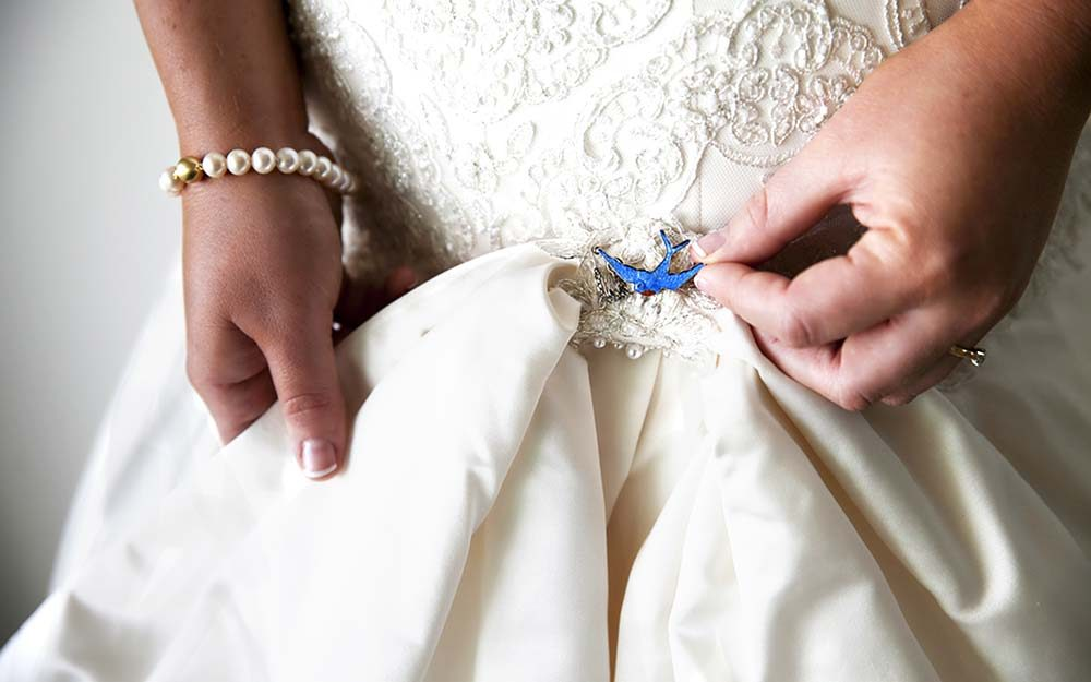Why Do Brides Need to Have Something Old, New, Borrowed, and Blue?