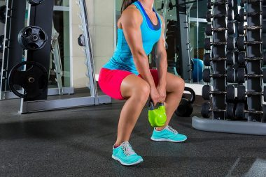 10 Ways to Upgrade Your Squat to Burn More Calories—and Tighten Your Backside