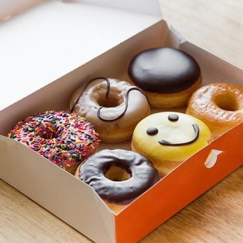 Ordering Dunkin' Donuts Everyday May Have Saved This 78-Year-Old Man's Life