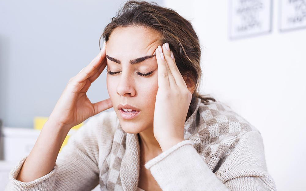 Is Your Headache Pain A Sign Of Something A Lot More