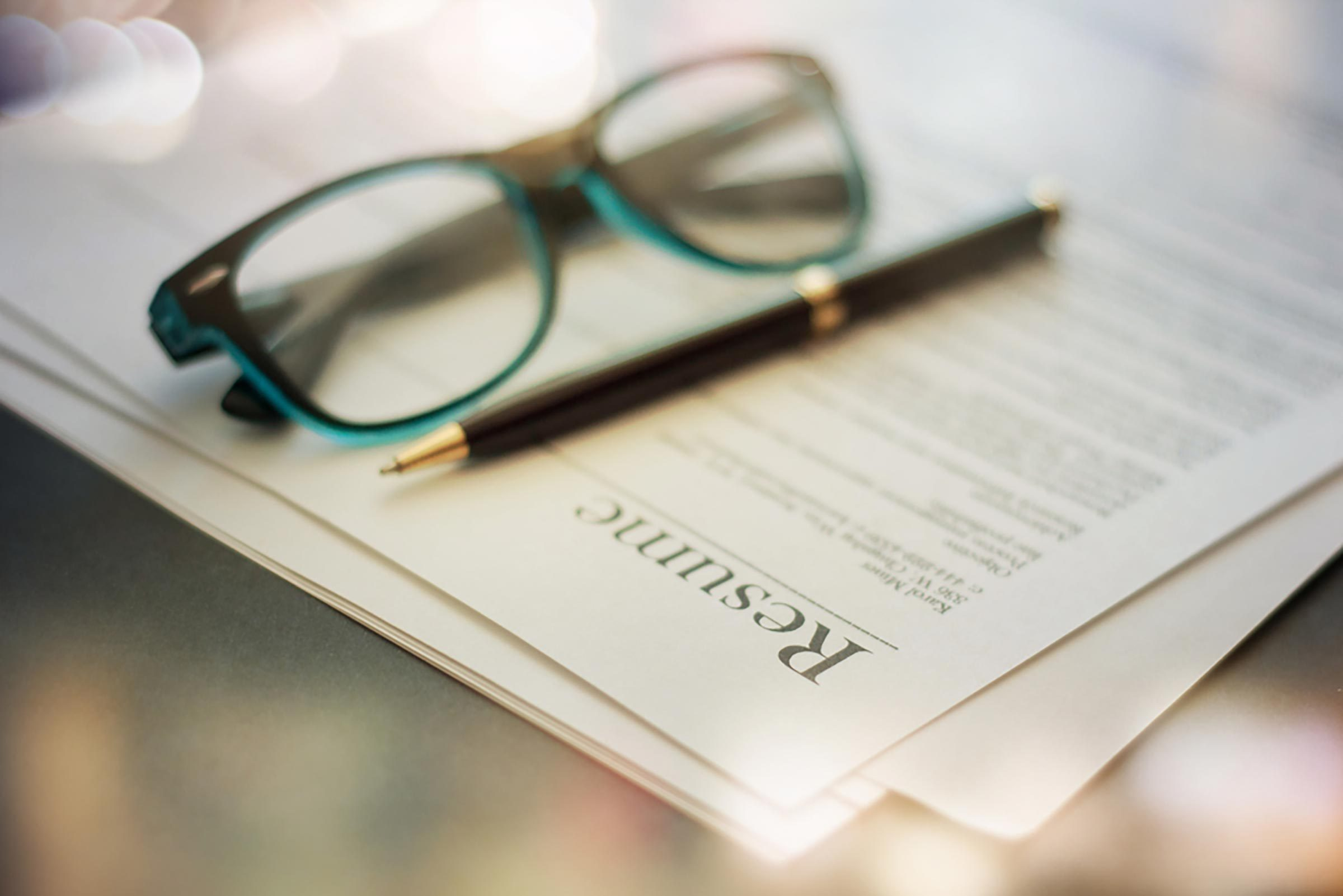 how to write a resume that will get you hired reader s digest