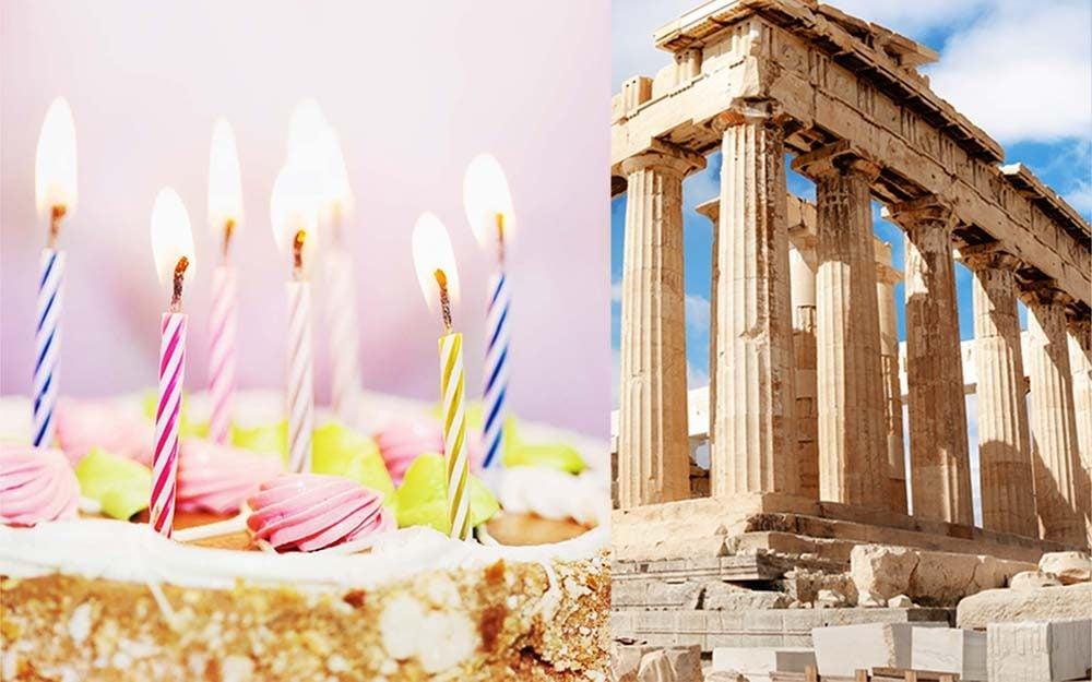 Incredible The Fascinating Origin Of The Birthday Cake Readers Digest Birthday Cards Printable Nowaargucafe Filternl