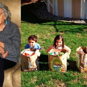 The Heartwarming Reason This Family Stopped Using Easter Baskets