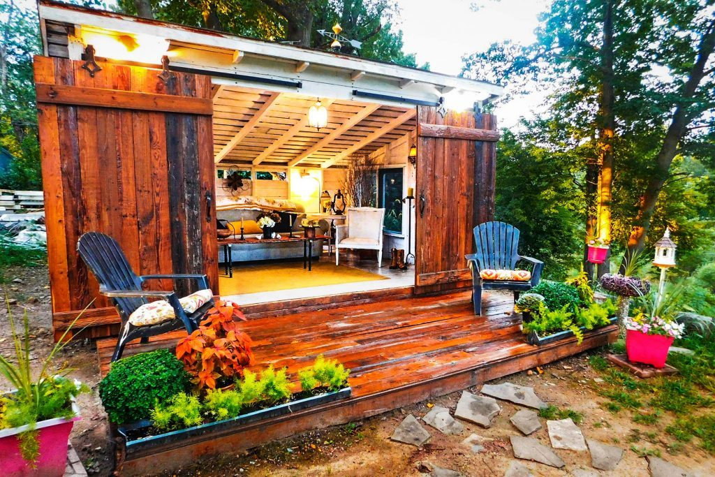 A-Home-For-Chickens-Transformed-into-A-Cozy-Place-for-People