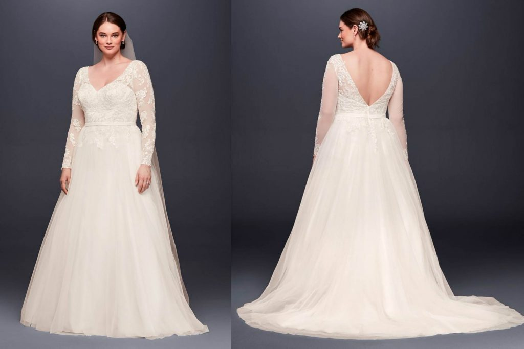 Wedding Gowns For Petite Women: The Best Wedding Dress For Your Body Type