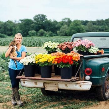 What It's Like to Run a Flower Farm (It's as Amazing as It Sounds)