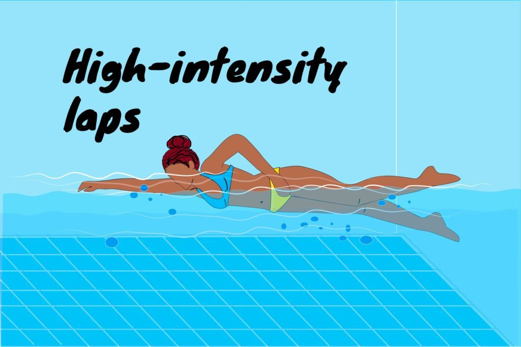 The Best Swimming Workouts To Torch Calories Reader S Digest