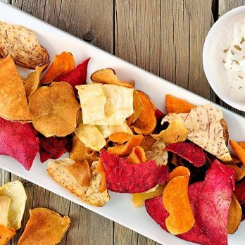 Sweet, Salty, Crunchy, Creamy: 49 Healthy Snacks to Satisfy Every Craving