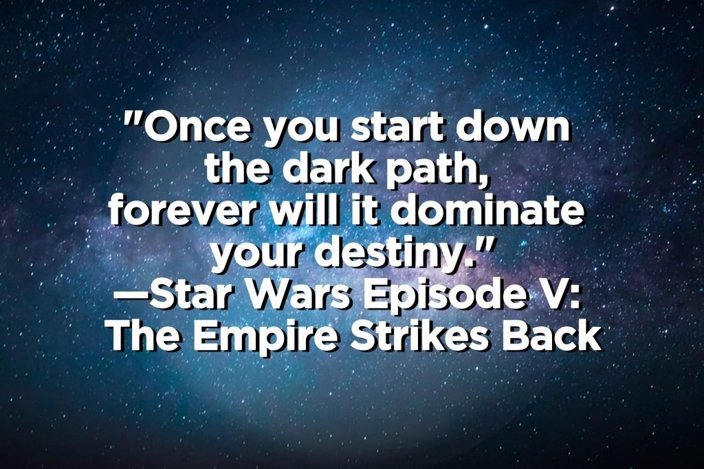 Star Wars Quotes Every Fan Should Know | Reader\'s Digest