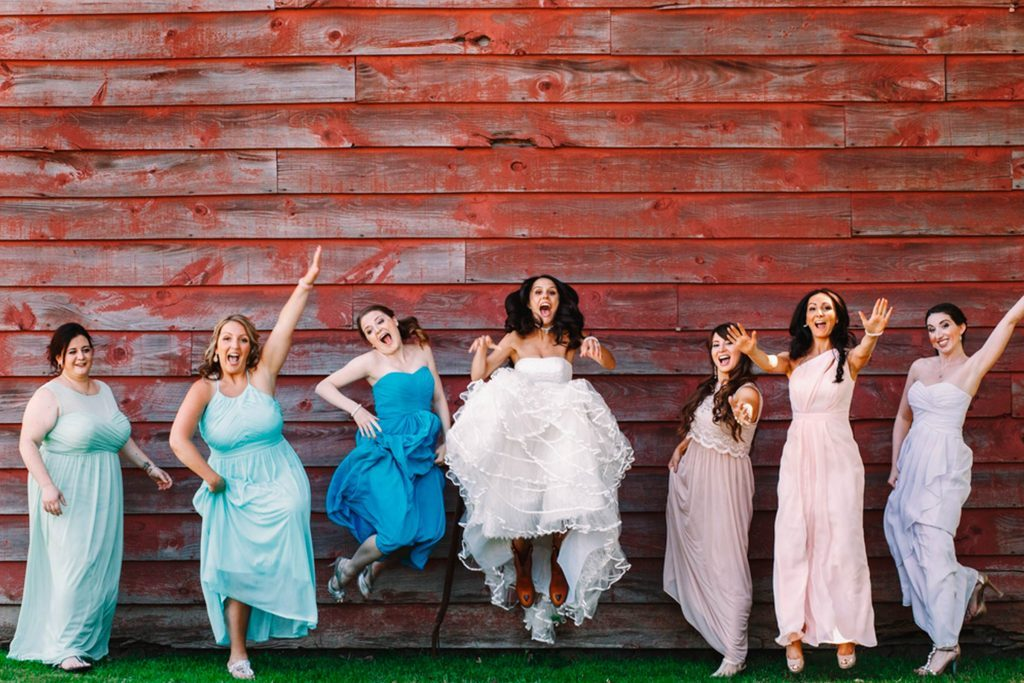 28544d109e20 Bridesmaid Dress Color: What Your Pick Says About You | Reader's Digest