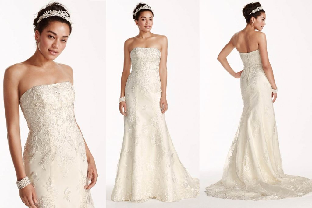 The Best Wedding Dress for Your Body Type | Reader\'s Digest