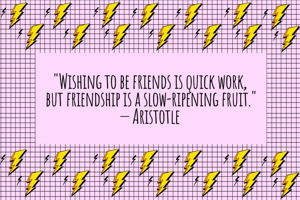Long Quote About Friendship Magnificent Bff Quotes To Make Your Bestie's Day  Reader's Digest