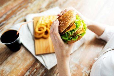 fast food alternative words
