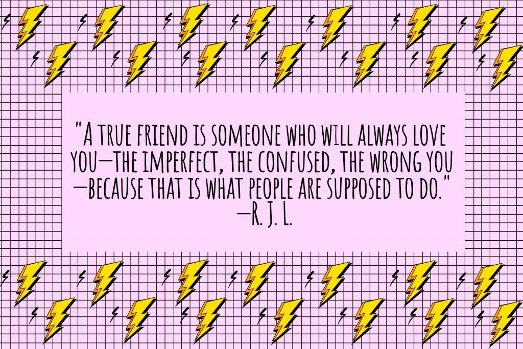 first day friendship quotes