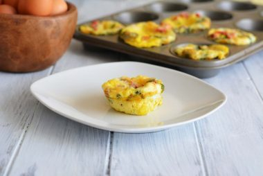 Roasted-Pepper-Spinach-Egg-Muffins
