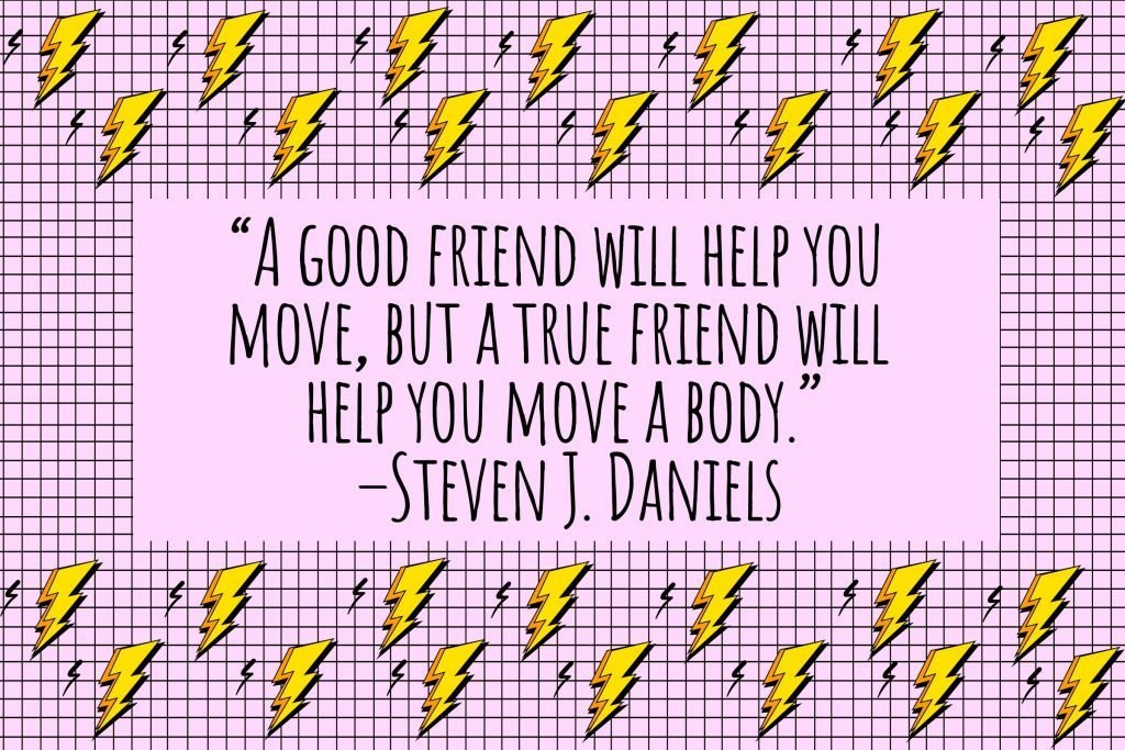 best friend quotes to make your bestie s day reader s digest