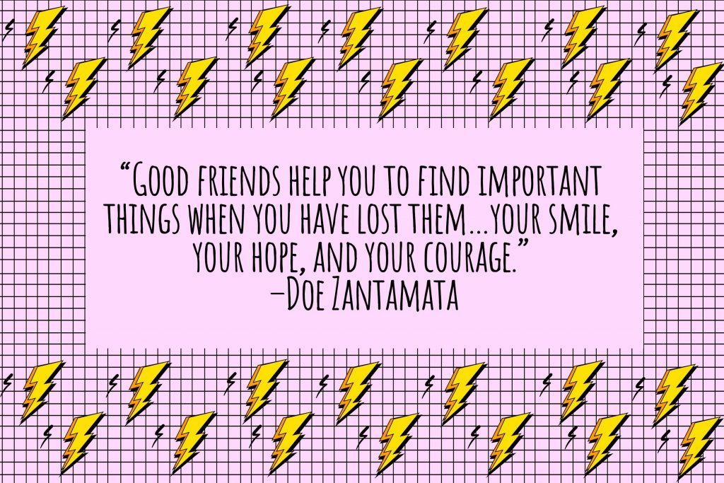 moment of friendship quotes