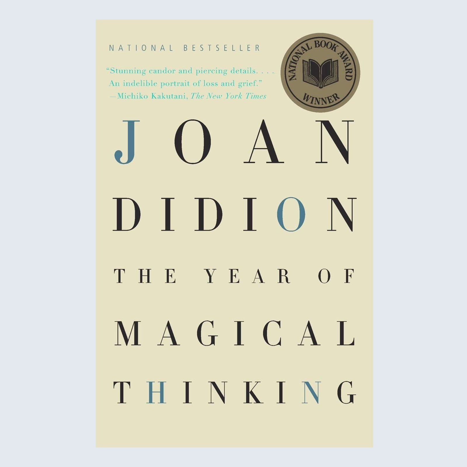 The Year of Magical Thinking byJoan Didion