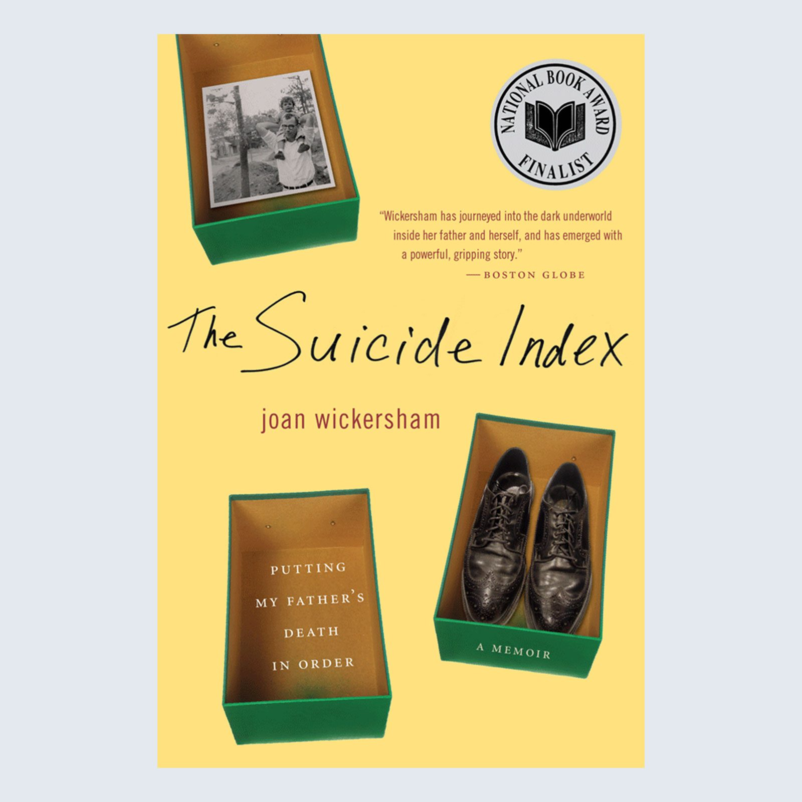 The Suicide Index byJoan Wickersham