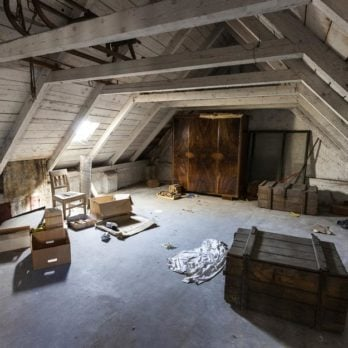 If Any of These Things Are in Your Attic, You're Sitting on a Gold Mine