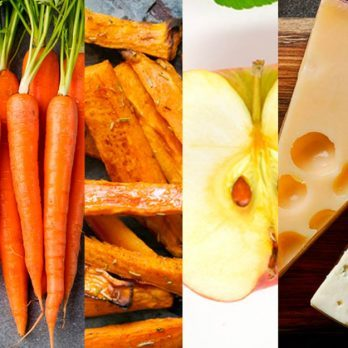 Say Cheese! The Best Foods to Eat for Stronger, Whiter Teeth