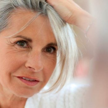 Got Gray Hair? It Could Mean Your Heart's In Trouble