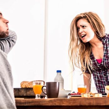 8 Things Your Fights Reveal About Your Relationship
