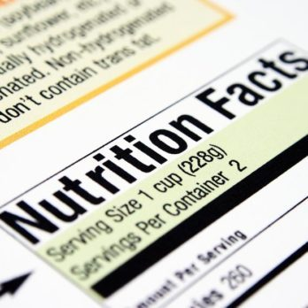 The 5 Most Critical Things to Look for on a Nutrition Label to Prevent Diabetes