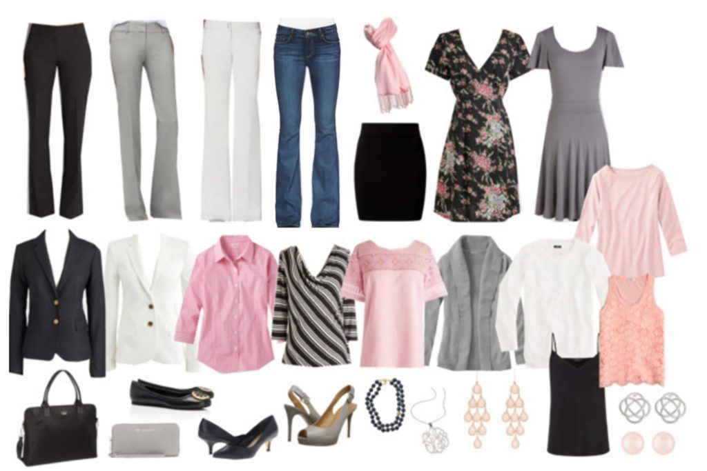 Capsule Wardrobe Outfit Ideas to Last a Month | Reader's Digest