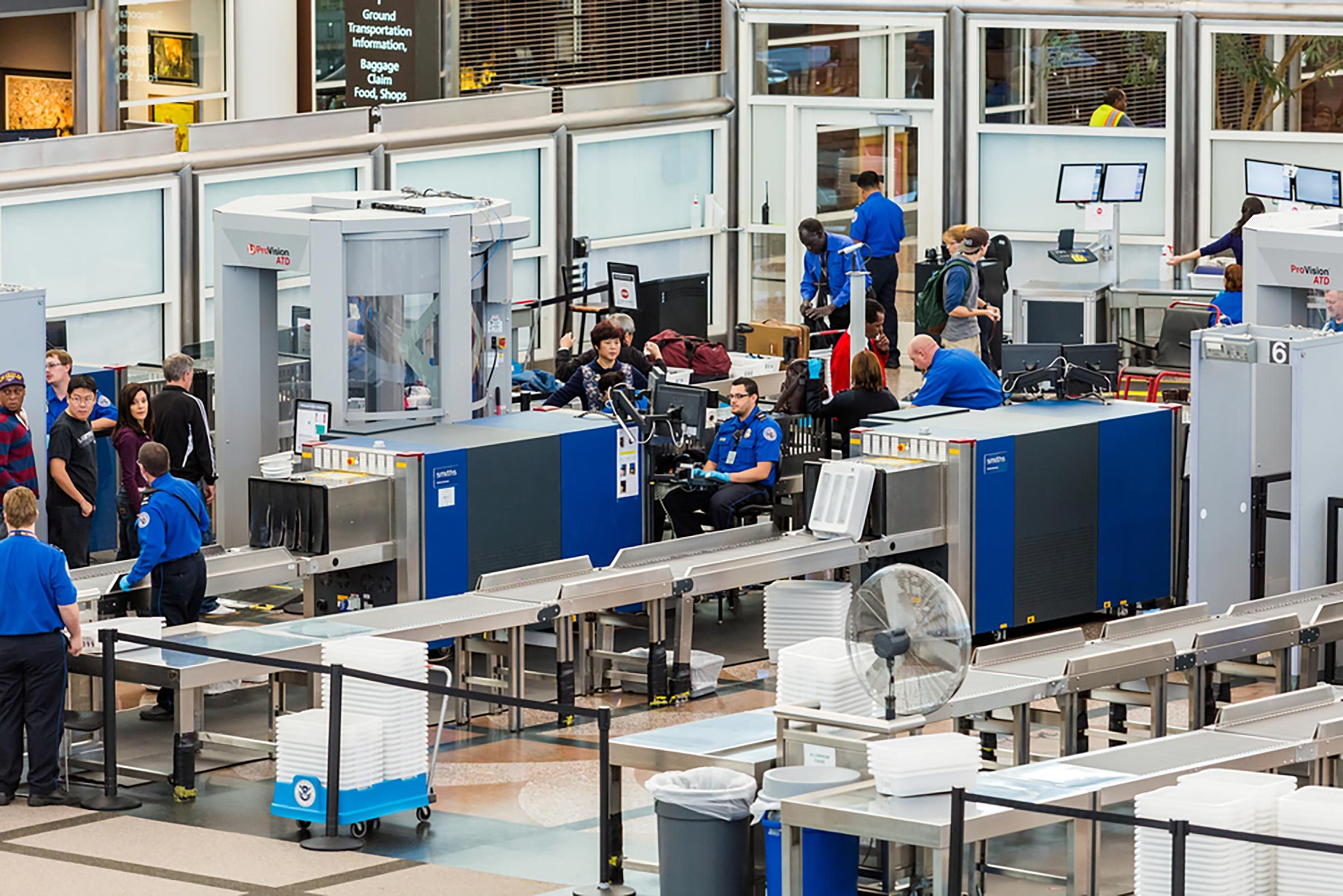 TSA Security: 13 Things Officers Won't Tell You | Reader's Digest