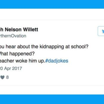 26 Bad Dad Jokes from Twitter That Will Make You LOL