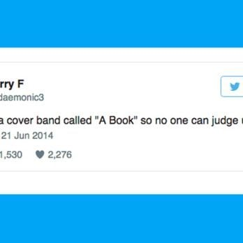 22 Hilarious Tweets All Book Lovers Must Read
