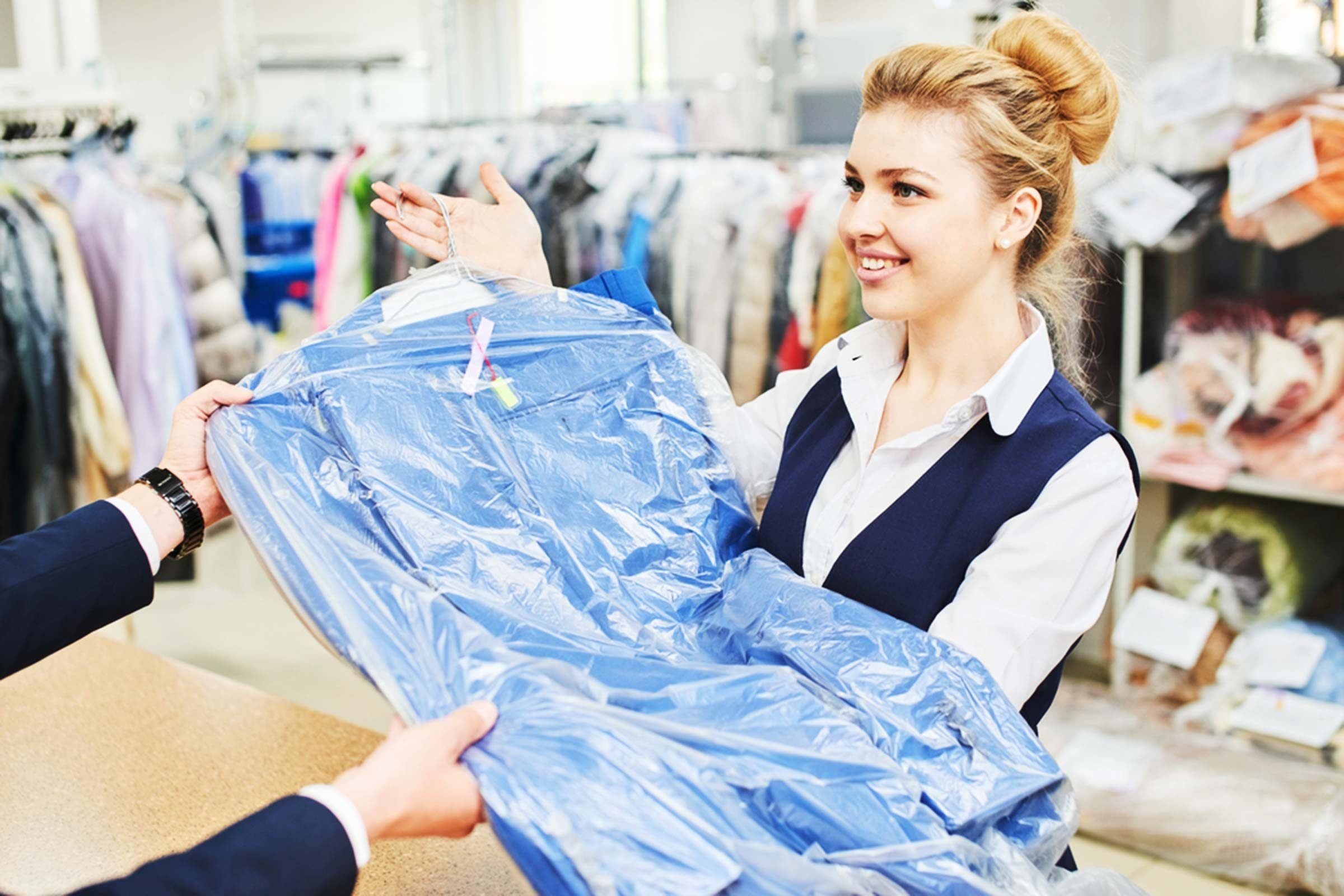 Do You Know About the Complete Process of Commercial Dry Cleaning?