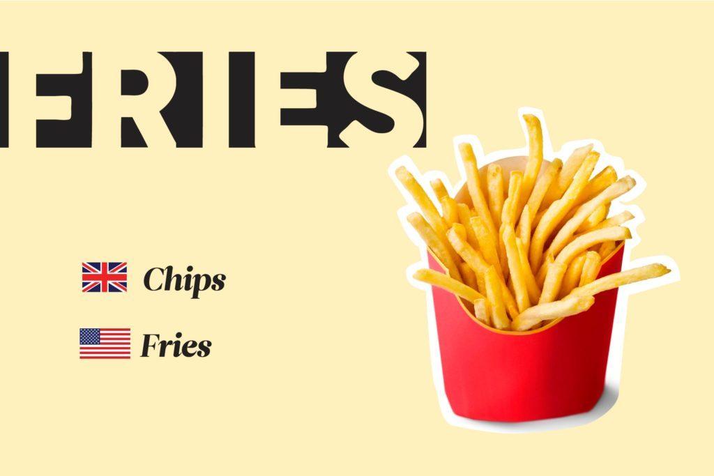 Fast Food In British