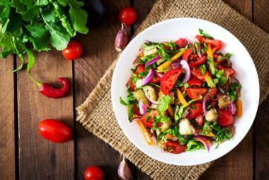 Prediabetes diet plan best and worst foods for prediabetes best lunch a mega salad forumfinder Image collections