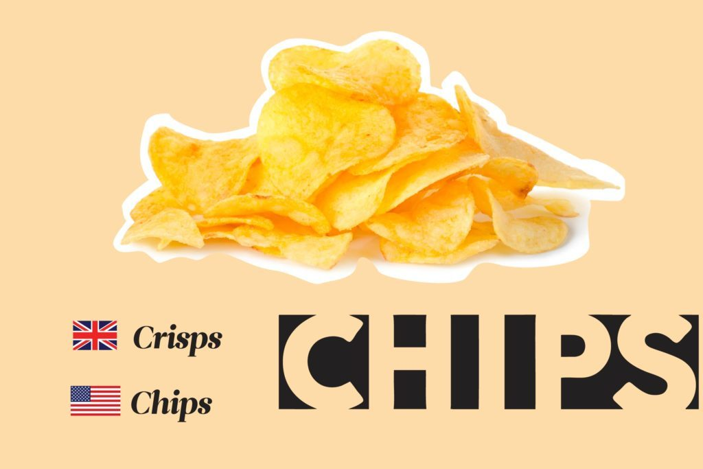 British Vs American Food Names Reader S Digest