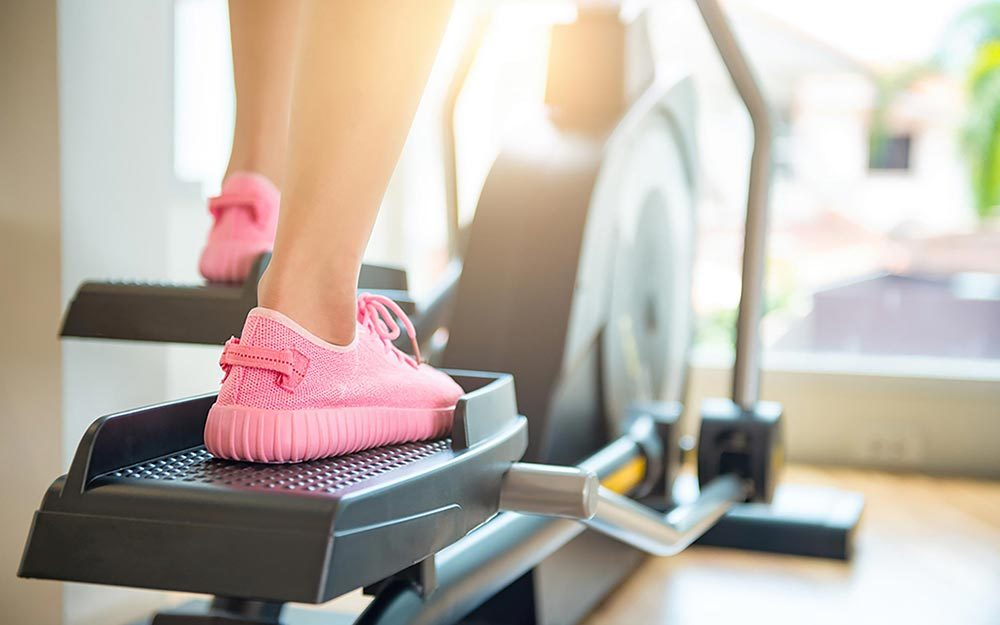 12 Elliptical Mistakes That Can Sabotage Your Workout