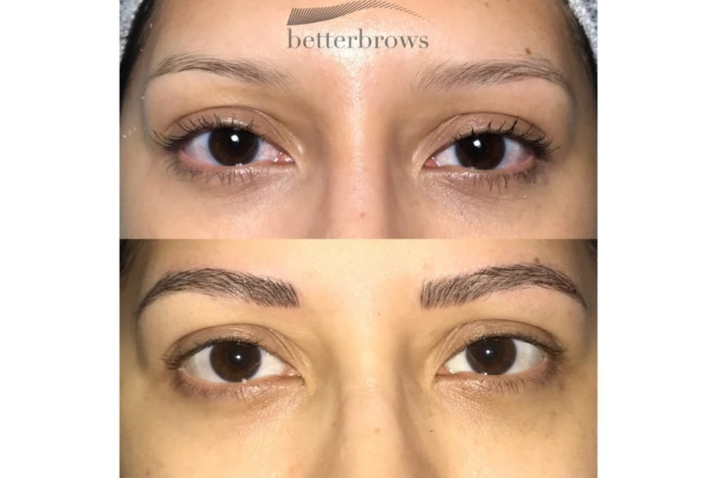Why Is Everyone Suddenly Microblading Their Eyebrows Readers Digest