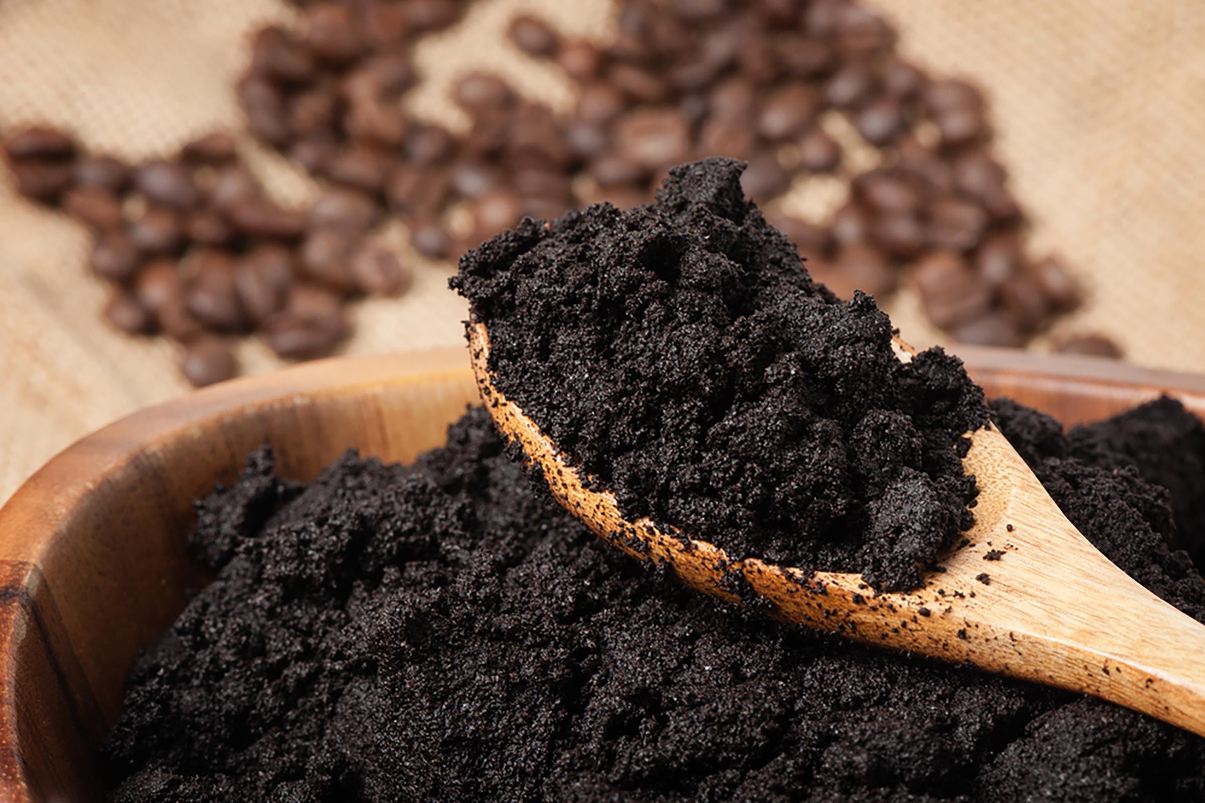 coffeegrounds