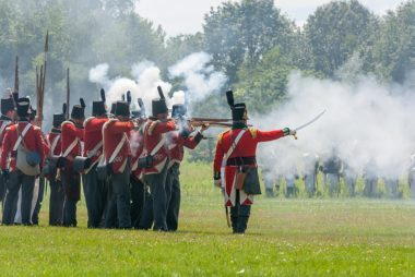 Amazing Military Battle Re-enactments Across the U S  | Reader's Digest