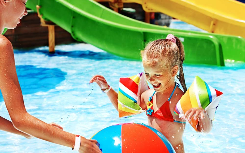 How To Take Your Toddler To A Water Park And Still Have A Blast
