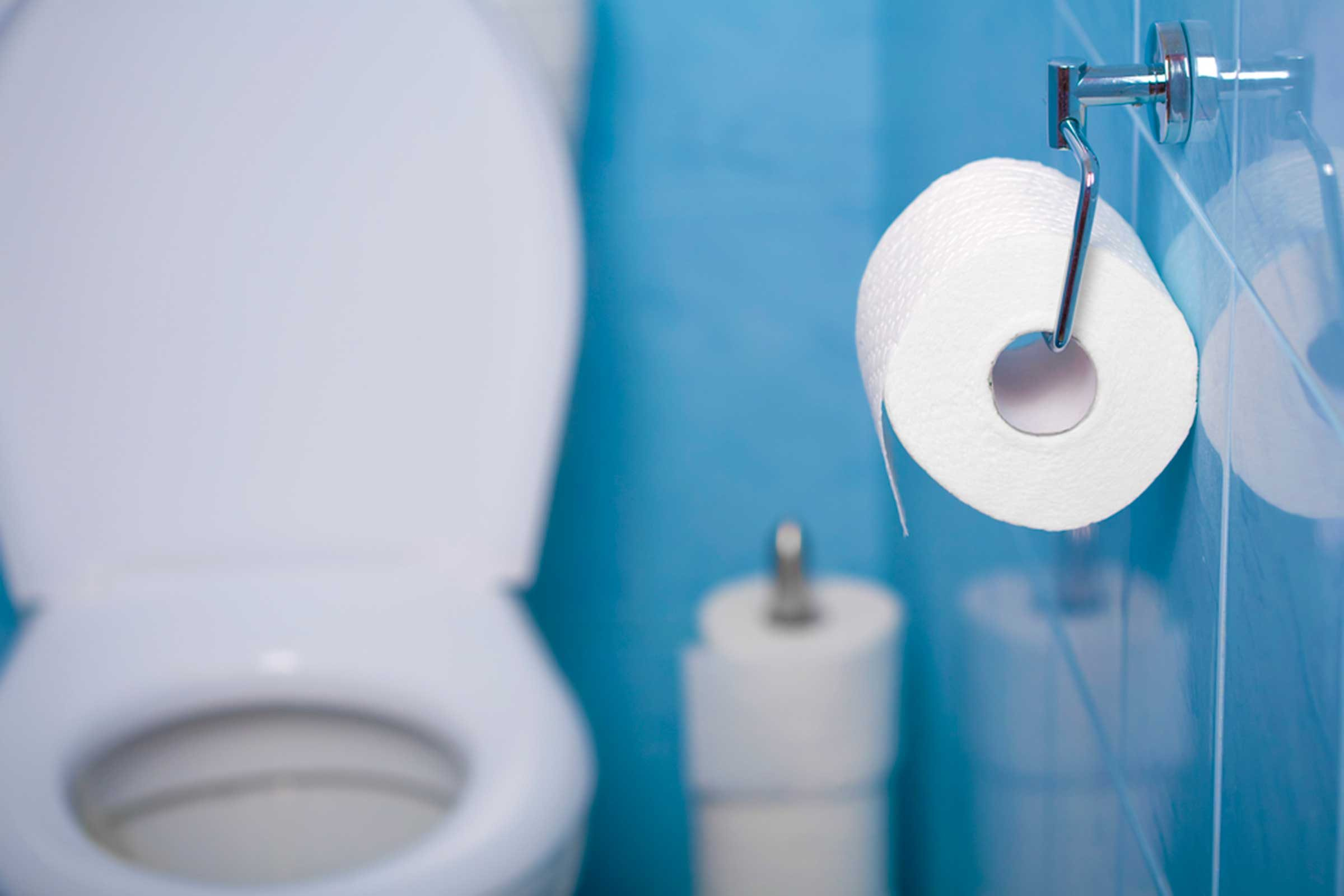 """if you're going to the bathroom """"just in case,"""" here's why you"""