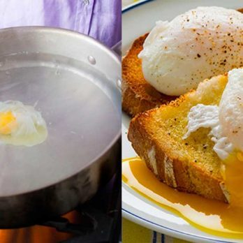 The 3 Myths You Keep Hearing About Poached Eggs—and How to Master the Recipe